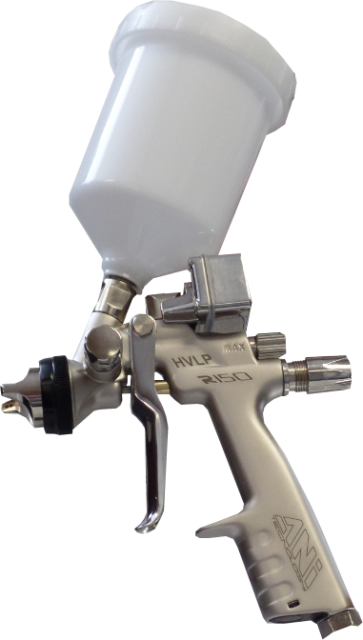 R150 : CLICK HVLP 1.2MM MINI SPRAY GUN