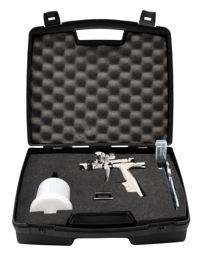 R150 EMPTY PLASTIC SPRAY GUN CASE