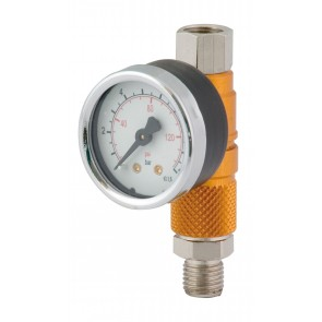 RP/1 : AIR FLOW REGULATOR WITH GAUGE